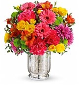 Flower Bouquets: Pleased As Punch Bouquet