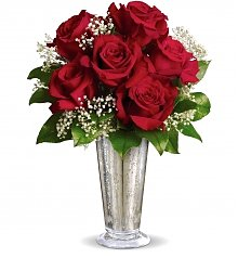 Roses: True Love Rose Bouquet