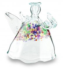 Home Decor: Hand-Blown Angel of Memories