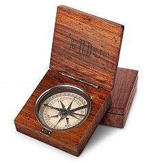 Personalized Keepsake Gifts: Lewis and Clark Compass