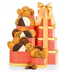Cookie Gift Baskets: Definitive Cookie Classics Tower