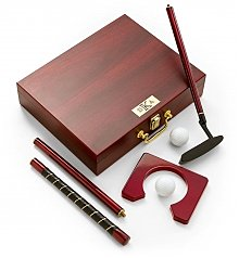 Personalized Keepsake Gifts: Personalized Golf Putting Set