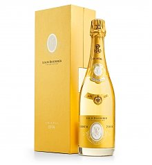 Champagne Gifts: Cristal 2008 Champagne & Crate Gift