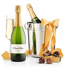 Champagne Gifts: First Class Champagne Gift