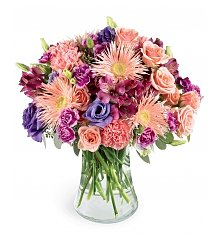 Flower Bouquets: Festival of Color Bouquet