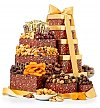Gift Towers: Nuts and Sweet Wishes Tower